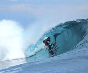 Surfing: Adrien Toyon – Looking For Freedom…