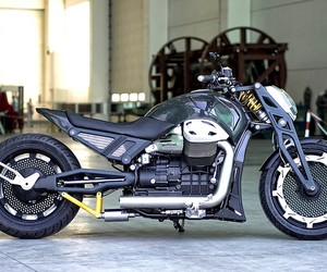 Lvpvs Alpha Motorcycle by Officine RossoPuro