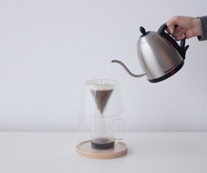 Manual Coffeemaker No1 by Craighton Berman Studio