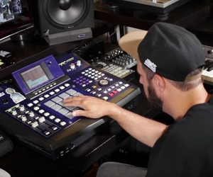 MPC Sessions Part 5: Hoodies N Timbs Edition