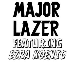 Major Lazer - Jessica (feat. Ezra of Vampire Wknd)