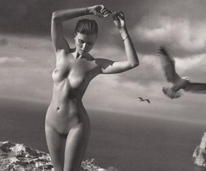 Maryna Linchuk by Vincent Peters