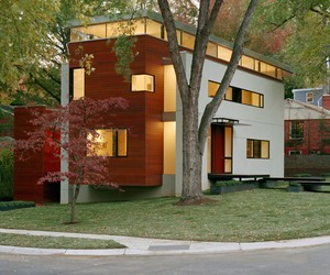 Matryoshka House by David Jameson Architect