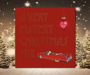 "Mayer Hawthorne – ""A Very Mayery Christmas Mix"""
