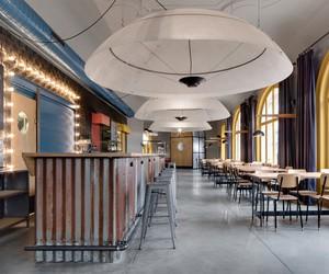 Chicago Grill Restaurant by Mjölk Architekti