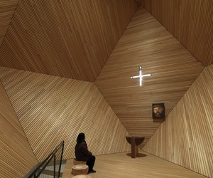 Losing My Religion: Sacred Spaces Take New Shape