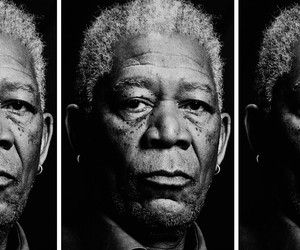 Morgan Freeman Interview