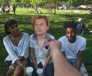 """""""My Day With Leo"""" – Cutouts by Joel Strong"""