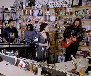Taytoven live @ NPRs Tiny Desk Concerts