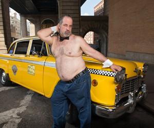 NYC Taxi Drivers Calendar 2018