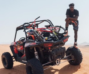 """Go! 4"" - BMX-Rider Nigel Sylvester in Dubai"