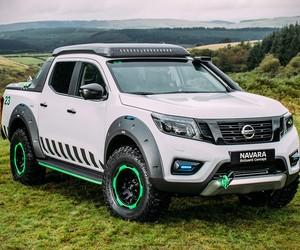 Nissan Navara Enguard Rescue Truck