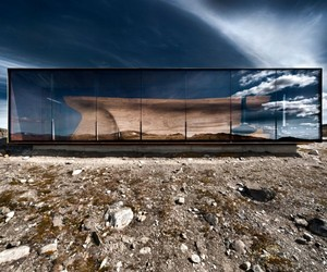The Norwegian Wild Life Pavilion Designed by Snohe