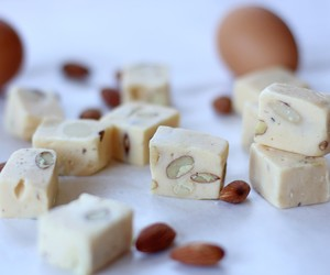 Chewy Nutty Nougat