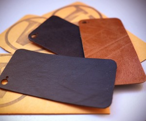 Leather Backs for iPhone 4S
