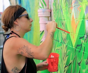 Streetart: POW! WOW! Hawaii with Martha Cooper