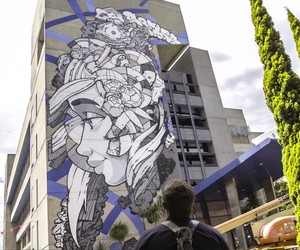Paint the Polytechnic in Melbourne