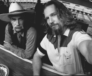 The Photography Of Actor Jeff Bridges