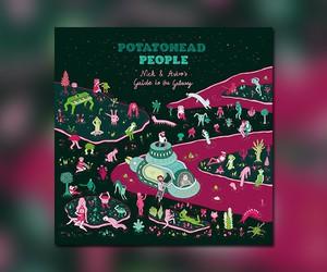 "Potatohead People - ""Galaxy Ish"" // Full Stream"