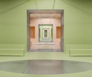 AMO Creates Sequential Spaces for Prada's FW 2015
