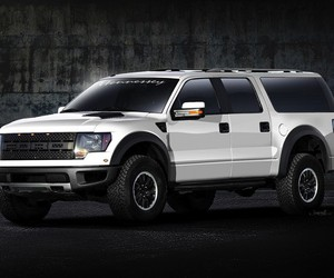 Ford x Hennessey VelociRaptor