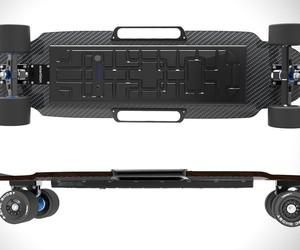 Raptor 2 Electric Carbon Fiber Skateboard