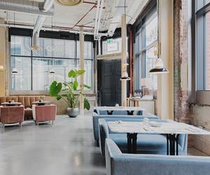 Lino Restaurant and Bar, London, UK / Red Deer