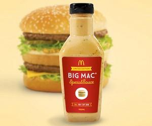 McDonald's Big Mac Secret Sauce