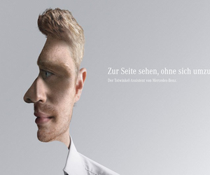 Mercedes-Benz Blind Spot Assist — AD