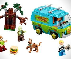 Sooby-Doo Lego Set