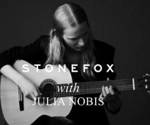 Video: Stonefox Sessions w/ Julia Nobis