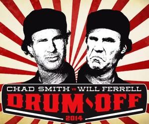 Will Ferrell vs. Chad Smith - Drum-Off
