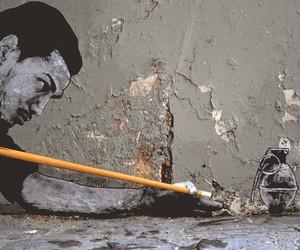 A.L Crego animates street art