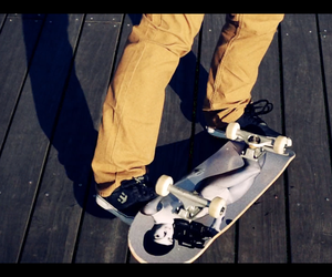 Lais Oliveira Skateboards by Marian Sell
