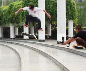 "Nike SB ""Support Your Local"" 2011 Video"