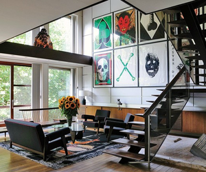 WSJ: Raf Simons' Home in Belgium