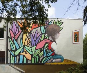 Mural by Seth Globepainter & Mono Gonzalez