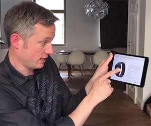 VIDEO: iPad magic with Simon Pierro, the Apple Wat