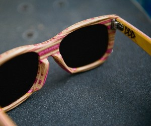 Sk8 Shades – Handcrafted Wooden Sunglasses
