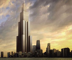 Sky City - the next World's Tallest Building