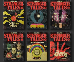 Stranger Tales: The Second Season by Butcher Billy