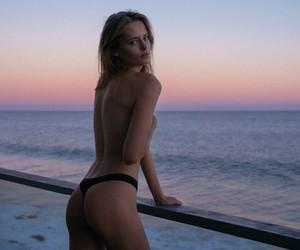 'Sunset in Malibu' feat. Model Evelyn Rose