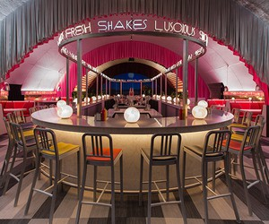 Rockwell Unveils The Diner Restaurant In Milan