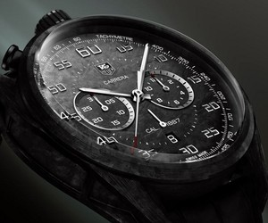 TAG Heuer Carrera Carbon Matrix Composite Concept