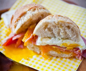 The Jersey Breakfast