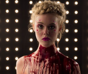 THE NEON DEMON - starring Elle Fanning & Abbey Lee