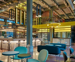 The Commons Restaurant in Maastricht