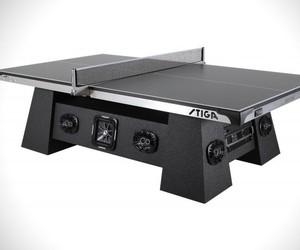 Studio Ping Pong Table