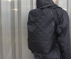 Tessel Supply Jet Pack 2 Origami Inspired Backpack