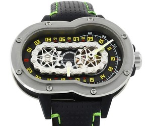 The Azimuth SP-1 Crazy Rider Watch